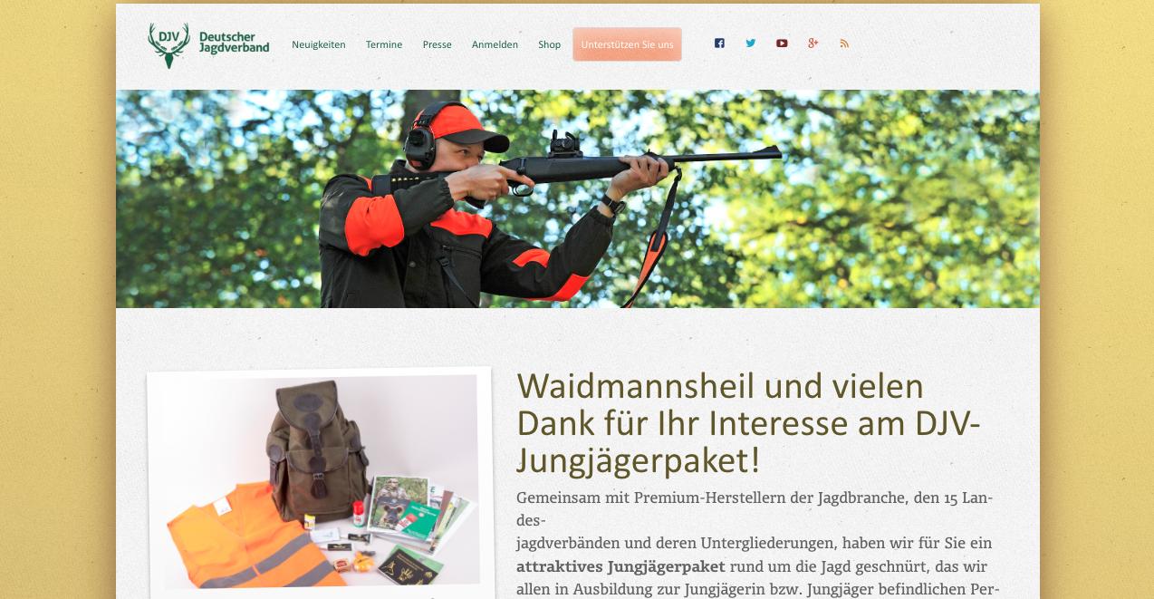 DJV-Jungjägerpaket-Webseite